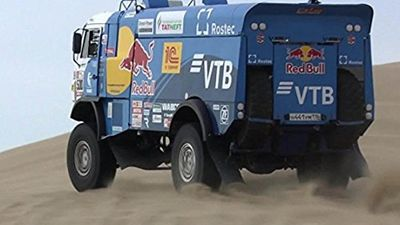 Season 2018, Episode 03 2018 Dakar Rally Stage 2 Trucks/Quads - Pisco to Pisco