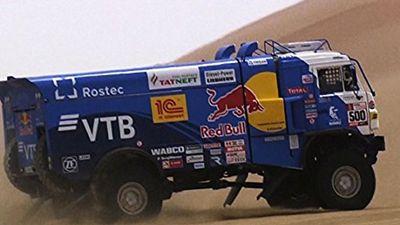 Season 2018, Episode 05 2018 Dakar Rally Stage 3 Trucks/Quads-Pisco to San Juan de Marcona