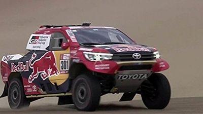 Season 2018, Episode 02 2018 Dakar Rally Stage 2 Auto/Moto - Pisco to Pisco