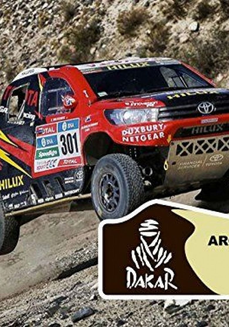 Watch Dakar Rally