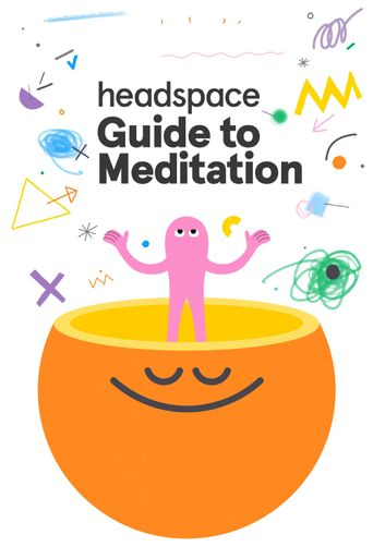 Headspace Guide to Meditation Poster