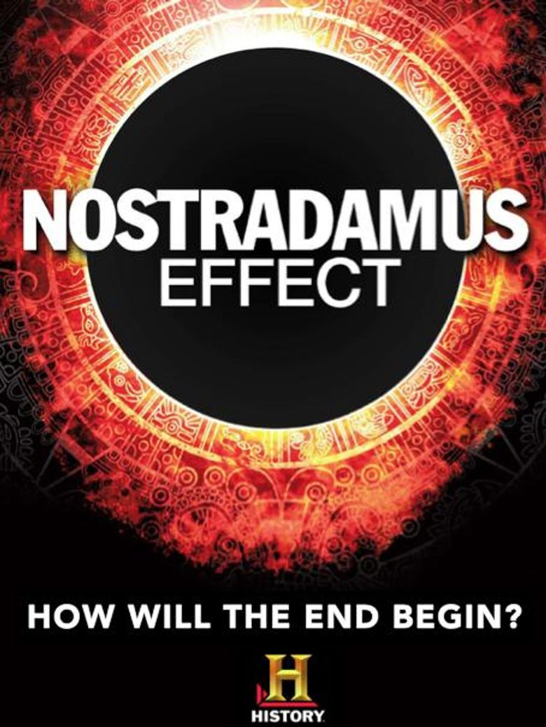 Nostradamus Effect - Watch Episodes on Hulu, History, and Streaming