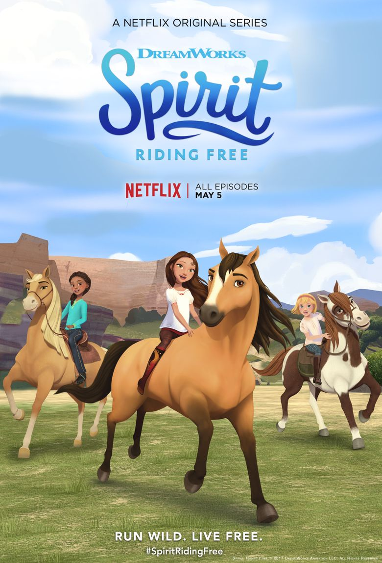 Watch Spirit: Riding Free