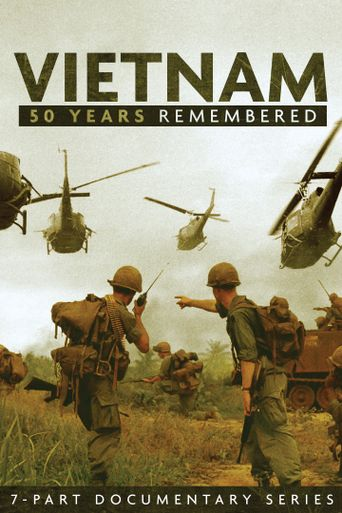 Vietnam: 50 Years Remembered Poster
