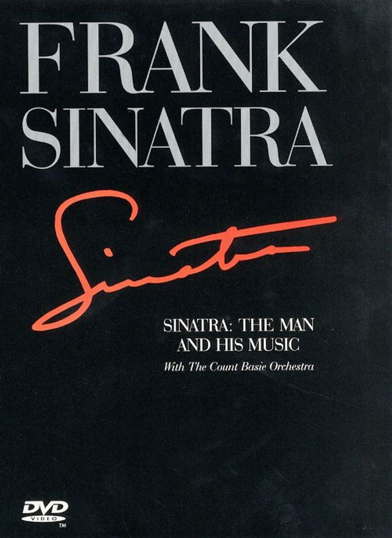 Sinatra: The Man and His Music Poster
