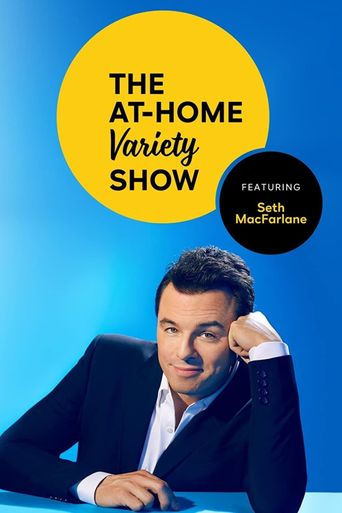 Peacock Presents: The At-Home Variety Show Featuring Seth MacFarlane Poster