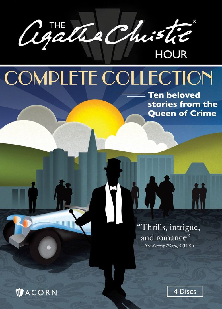 The Agatha Christie Hour Poster