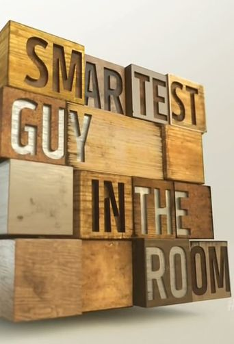 Smartest Guy in the Room Poster