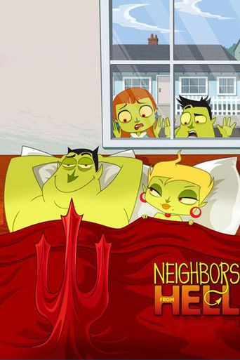 Neighbors from Hell Poster