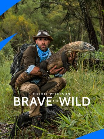 Coyote Peterson - Brave The Wild Poster