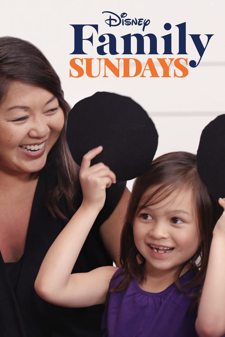 Disney Family Sundays Poster