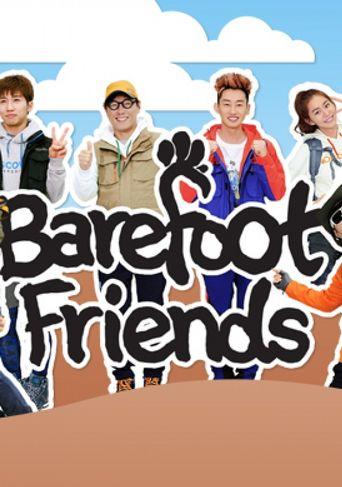 Barefoot Friends Poster