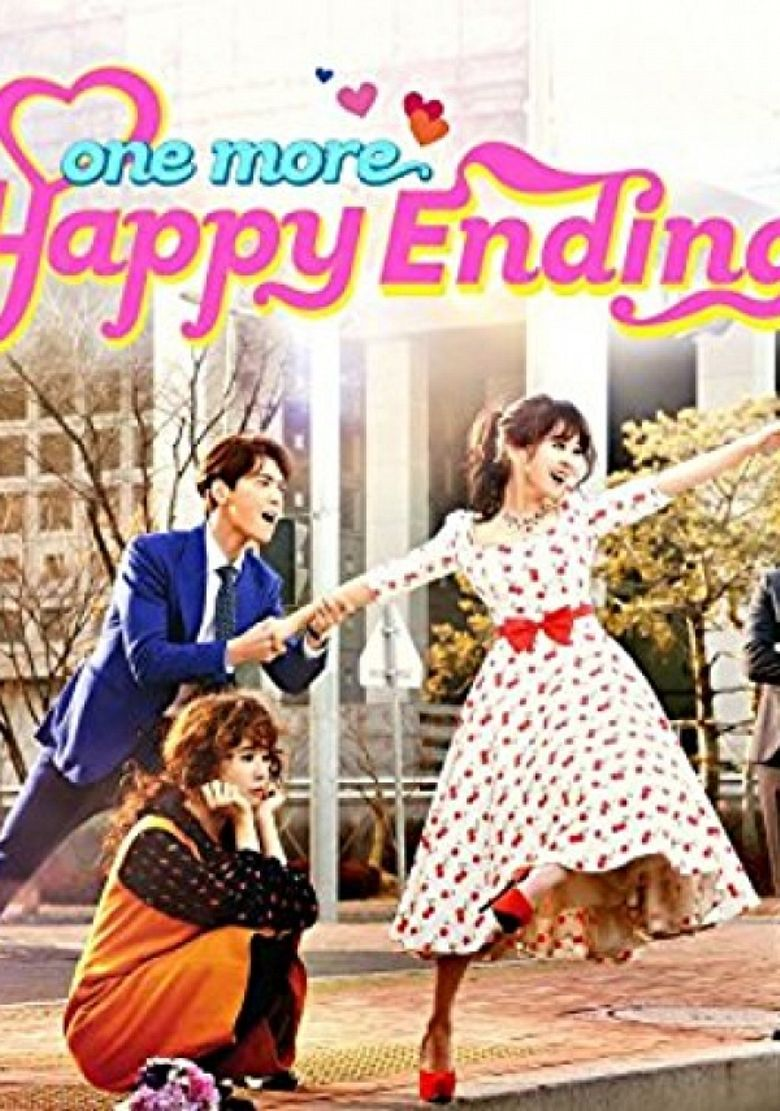 One More Happy Ending Poster