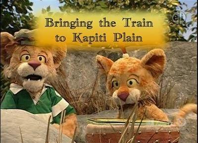 Season 02, Episode 15 Trains and Brains and Rainy Plains