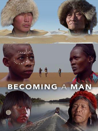 Becoming a Man Poster