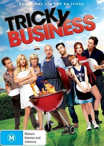 Tricky Business Poster