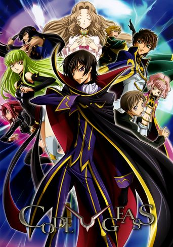 Watch Code Geass: Lelouch of the Rebellion