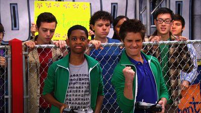 Season 02, Episode 05 Robot Fight Club