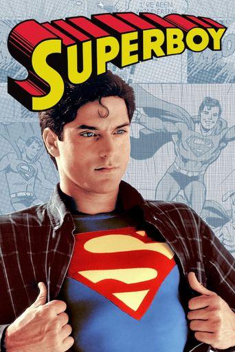 Superboy Poster