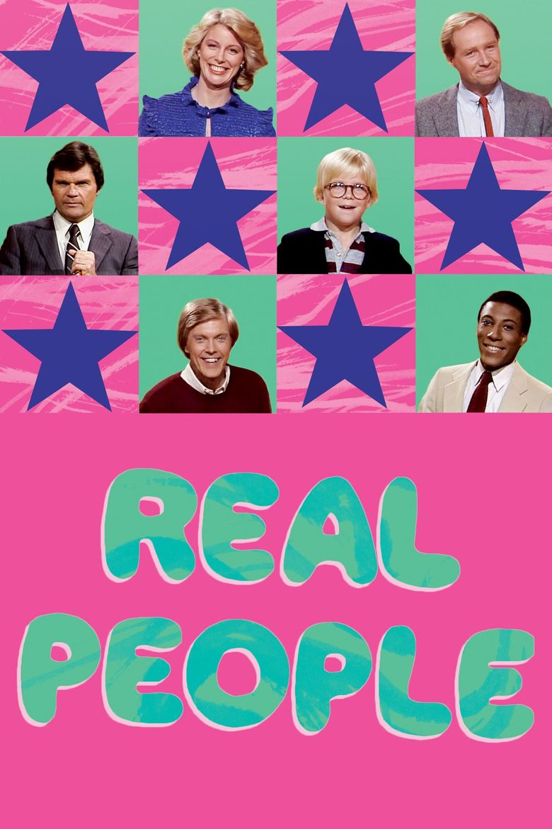 Real People Poster