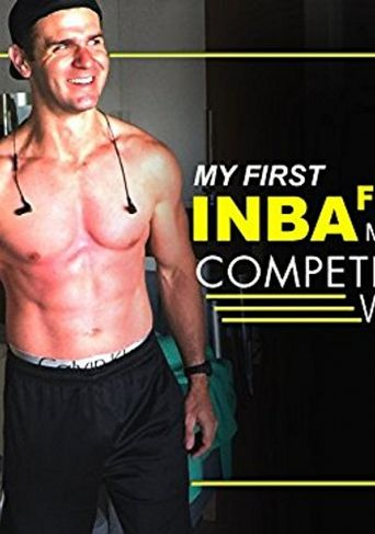 My First INBA Fitness Model Competition Poster