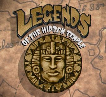 Legends of the Hidden Temple Poster