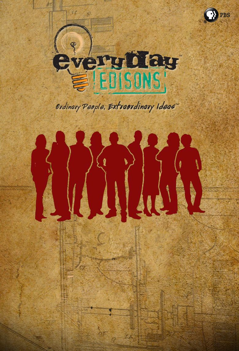 Everyday Edisons Poster
