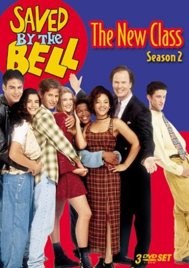 Saved by the Bell: The New Class Poster