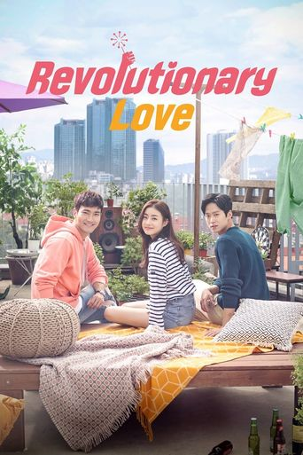 Revolutionary Love Poster