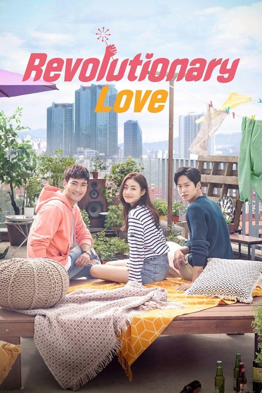 Revolutionary Love Poster