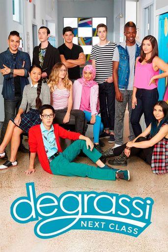 Degrassi: Next Class Poster