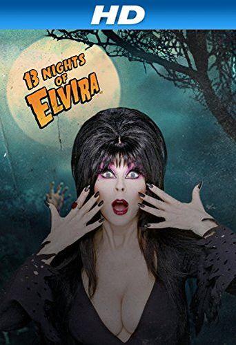 13 Nights of Elvira Poster