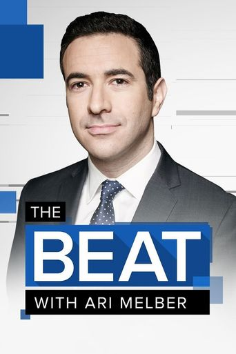 The Beat with Ari Melber Poster