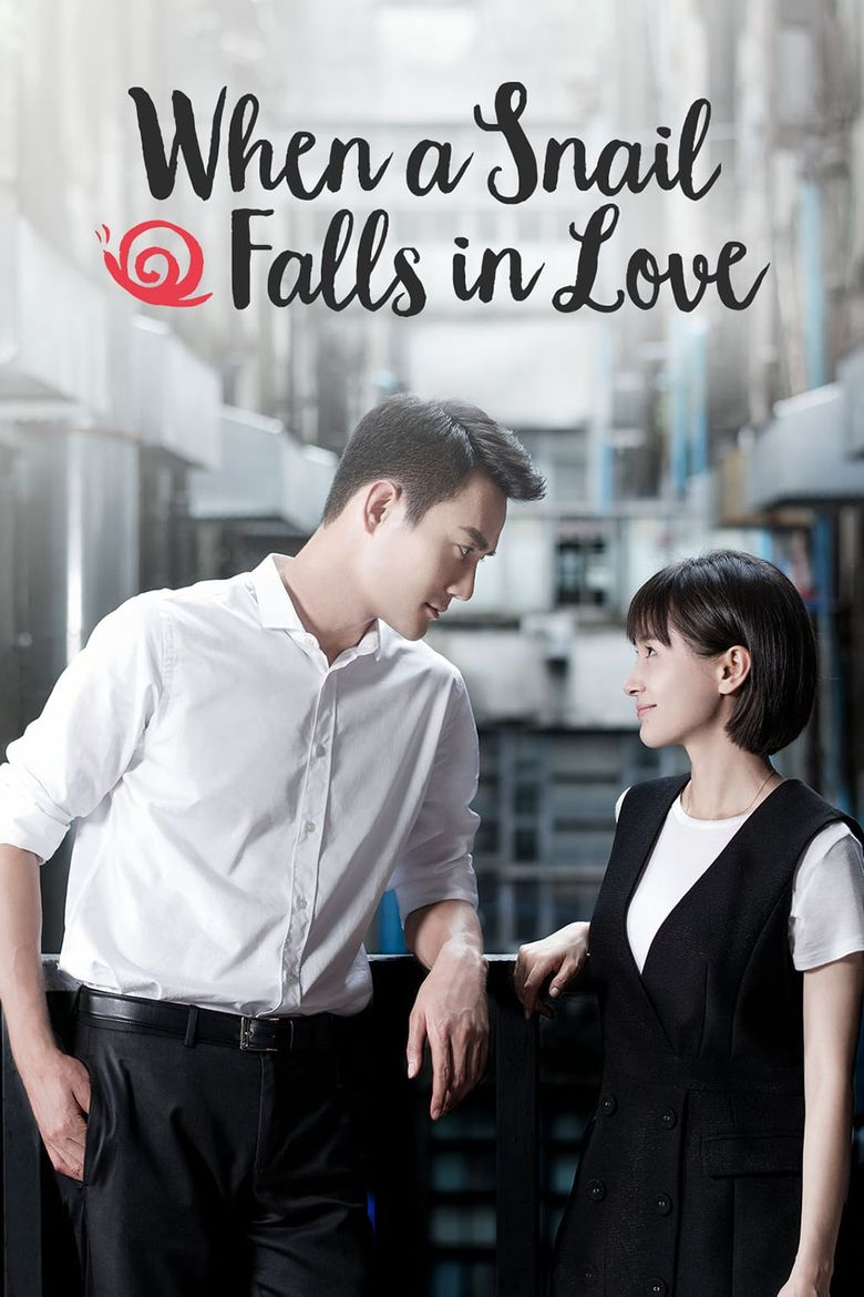 When a Snail Falls in Love Poster