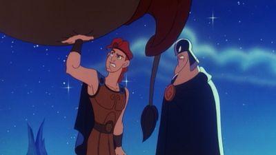 Season 01, Episode 51 Hercules and the Big Show