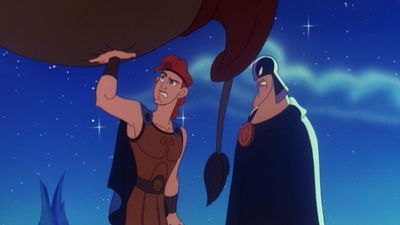 Season 01, Episode 48 Hercules and the Kids