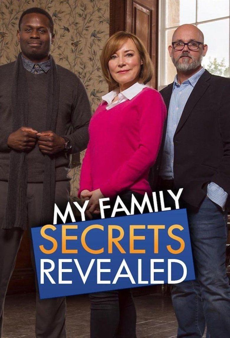 My Family Secrets Revealed Poster