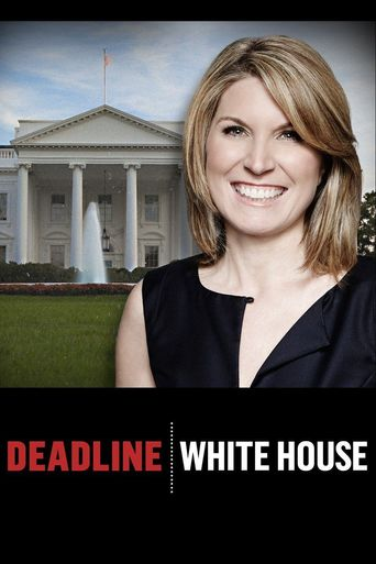 Deadline: White House Poster