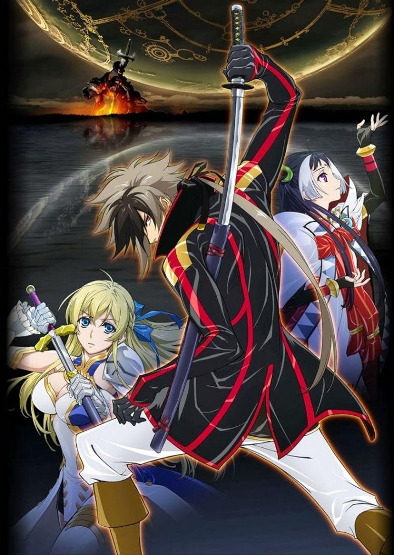 Nobunaga the Fool Poster