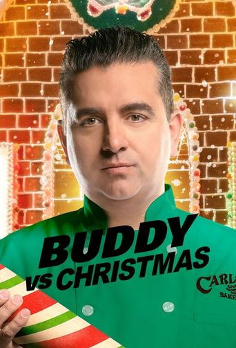 Buddy vs. Christmas Poster