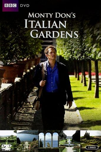 Monty Don's Italian Gardens Poster