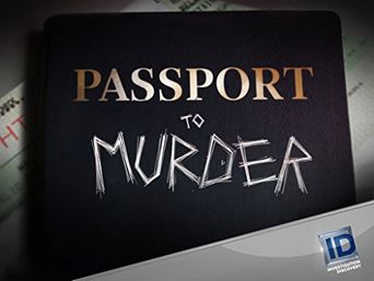 Passport to Murder Poster