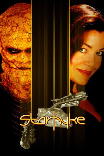 Starhyke Poster