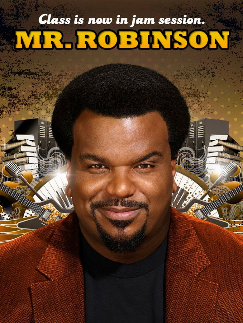 Mr. Robinson Poster
