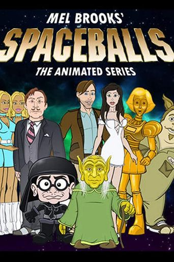 Spaceballs: The Animated Series Poster