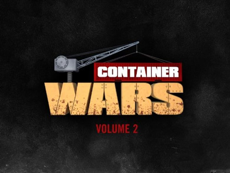Container Wars Poster