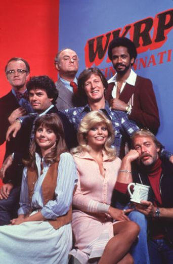 Watch WKRP in Cincinnati