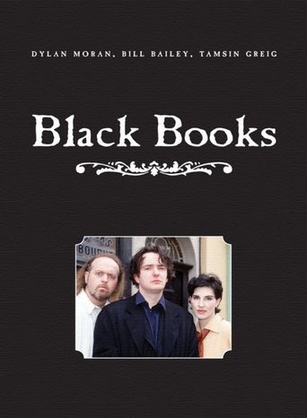 Watch Black Books