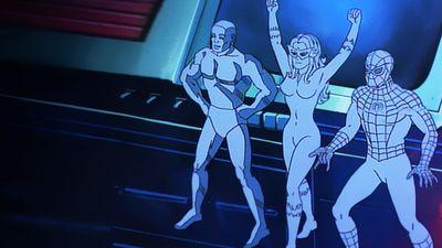 Season 03, Episode 04 Attack of the Arachnoid