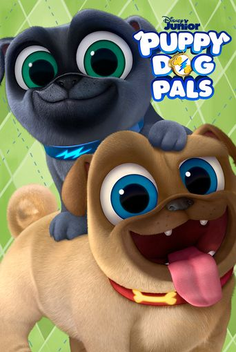 Watch Puppy Dog Pals